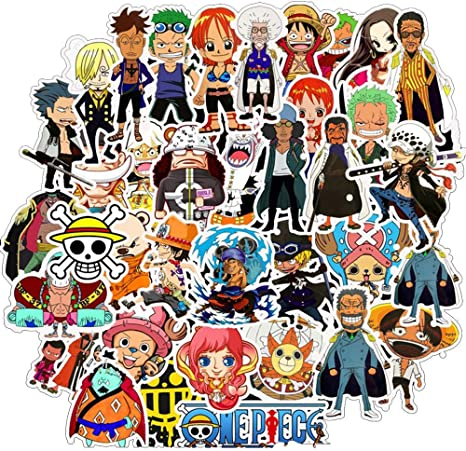 Onepiece Stickers Pack