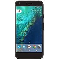 Google Pixel XL, 32GB Unlocked GSM - Quite Black (Renewed)