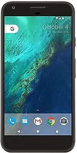 Google Pixel 32GB Factory Unlocked US Version Smartphone, 5 Inch Display (Quite Black)