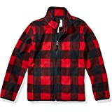 Amazon Essentials Girls' Full-Zip Polar Fleece Jacket Niñas