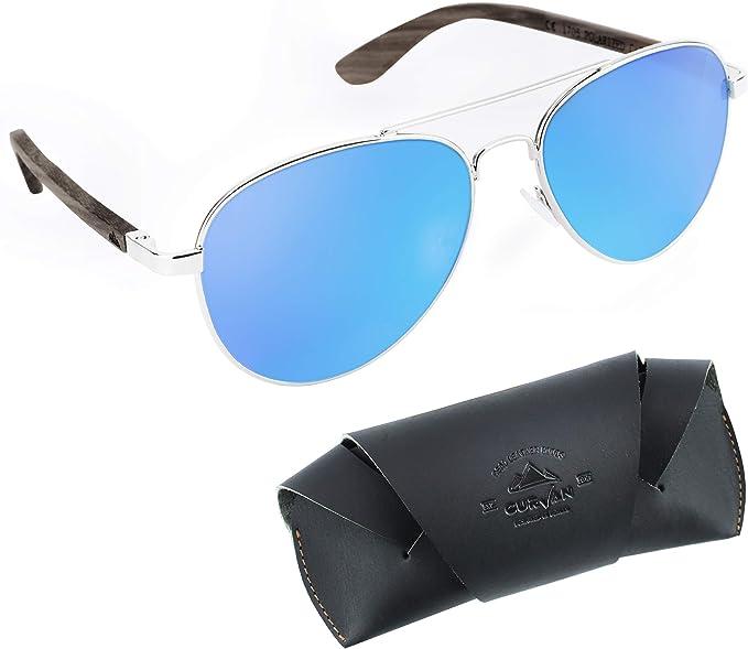 CURVAN - Gafas de Sol Polarizadas Hombre Mujer Unisex | Estilo ...