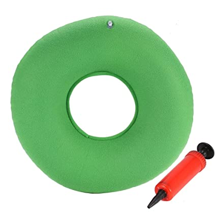 Amazon.com: 3Colors New Inflatable Round Chair Pad Hip ...
