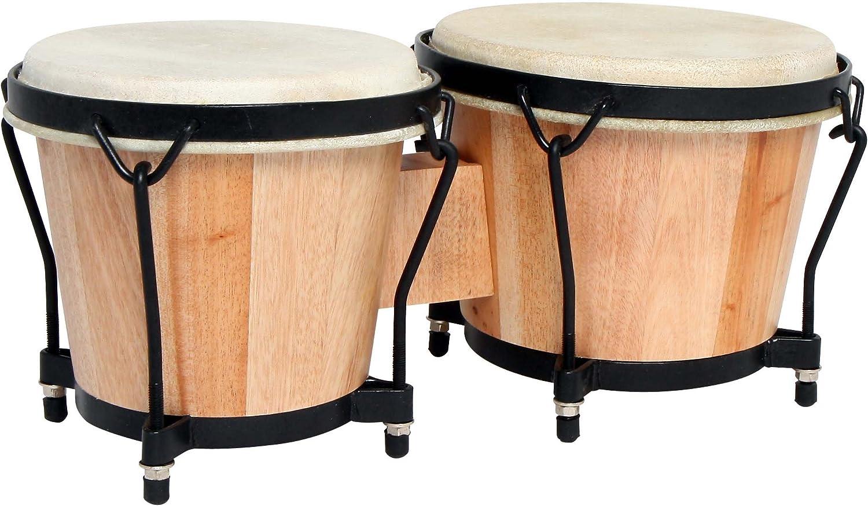 PURE GEWA Club Salsa F826002 Wood Bongo
