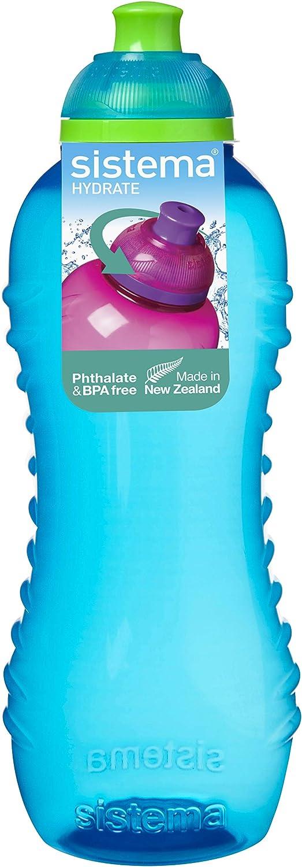 Sistema 785, Botella de bebida, 15.5 onzas, 460 ml, colores surtidos