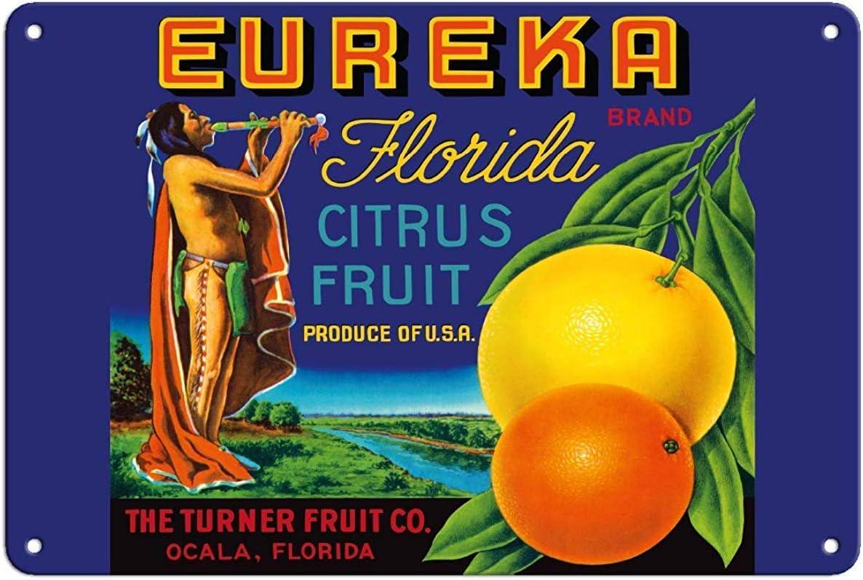 Larry Sageasd Eureka Brand Florida Citrus - The Turner Fruit ...
