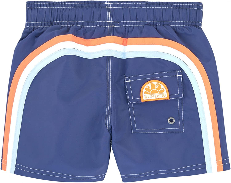 Sundek Arancio Pantaloncini da bagno Ragazzo 504