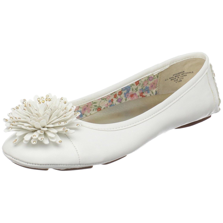 4879f2f0774 AK Anne Klein Women s Bambam Ballet Flat well-wreapped ...