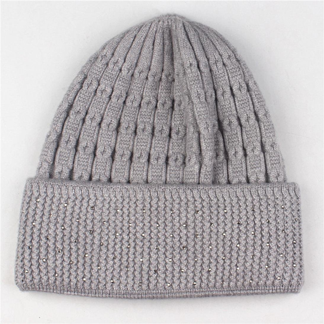 95b9e1f83f3 Amazon.com  WILLTOO Cable Knit Beanie - Clearance Thick