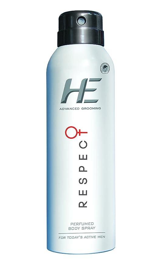 cbbe2619f93 Buy He Advanced Grooming Respect Perfumed Body Spray