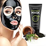 Amazon Price History for:SILKSENCE Blackhead Remover Mask, Deep Cleansing Purifying Peel Off Black Mask (50ml)