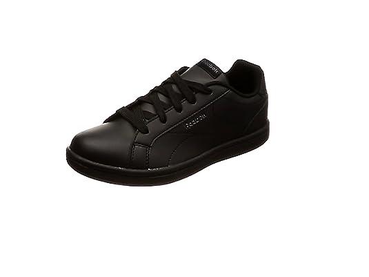 Reebok Royal Complete CLN, Zapatillas de Tenis para Niños, Negro Black 000, 34.5