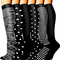 Copper Compression Socks - Compression Socks Women and Men - Best for Circulation, Medical, Running, Athletic, Nurse…