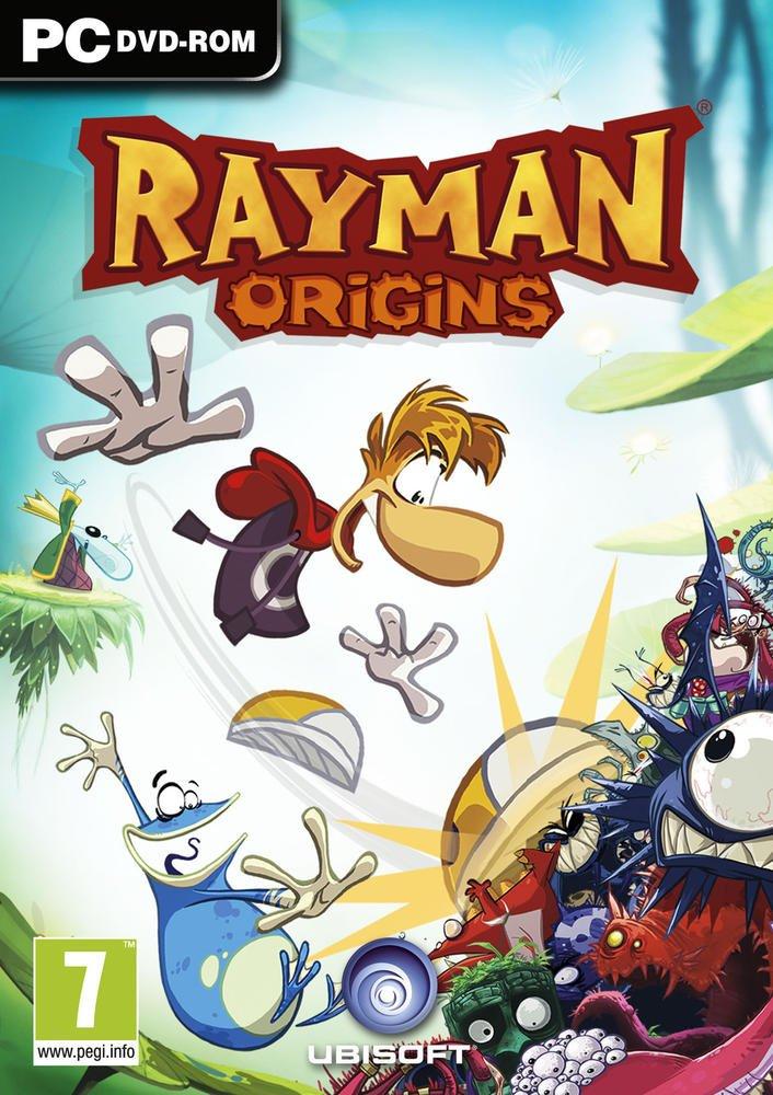Rayman origins | Ubisoft