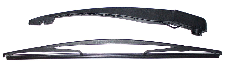 Juego de brazo limpiaparabrisas trasero + cuchilla: Amazon.es: Coche y moto