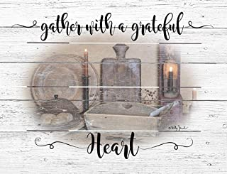 product image for Rustic Pallet Art Gather - Amish Made in The USA