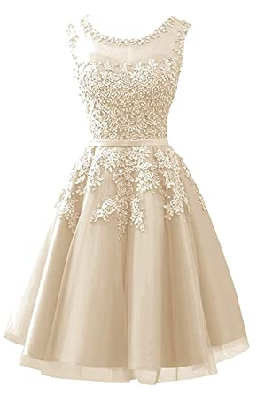 Knee Length Party Dresses for Teenagers