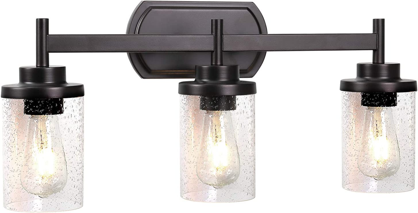 3 Light Bathroom Vanity Light Fixture Amazon Ca Home Kitchen