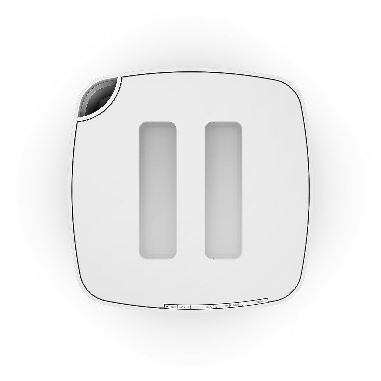 Amazon.com: Stadler Form E-001 Eva Ultrasonic Humidifier - White ...
