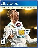 FIFA 18 Ronaldo Edition - PlayStation 4