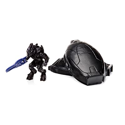 Mega Bloks Halo Metallic Onyx Covenant Drop Pod Building Set: Toys & Games