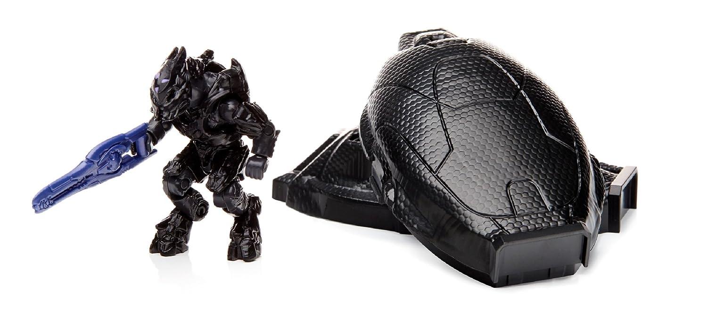 Mega Bloks Halo Metallic Onyx Covenant Drop Pod Building Set Mattel DPP69