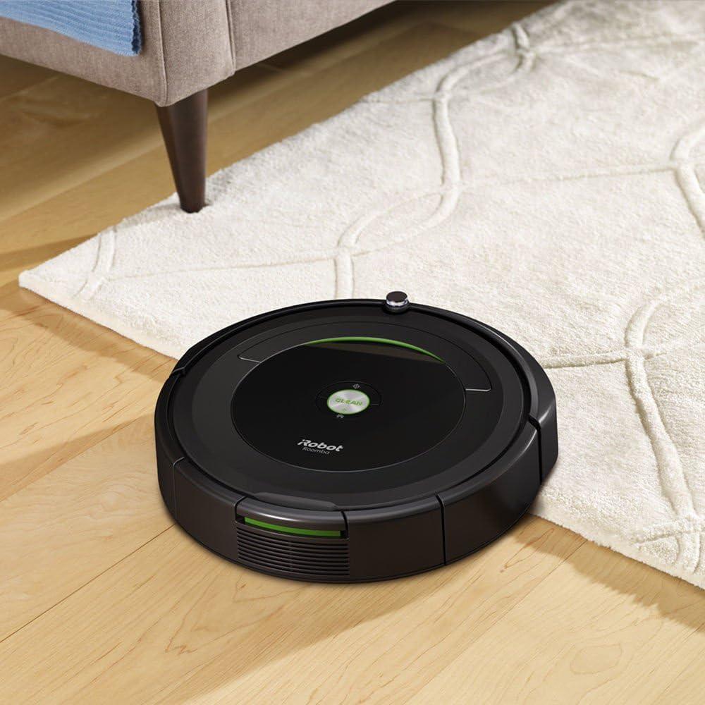 iRobot Roomba® 696 vacuuming Wi-Fi Robot – UK Stock: Amazon.es: Hogar