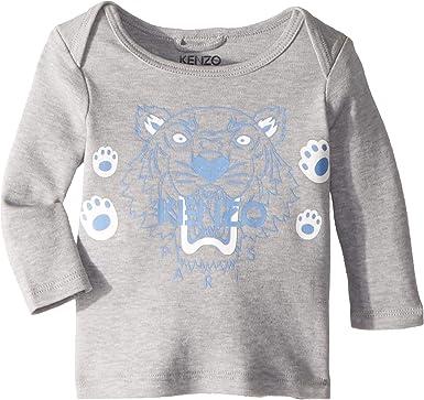 60d031c7e Amazon.com: Kenzo Kids Mens Tiger T-Shirt (Infant): Clothing
