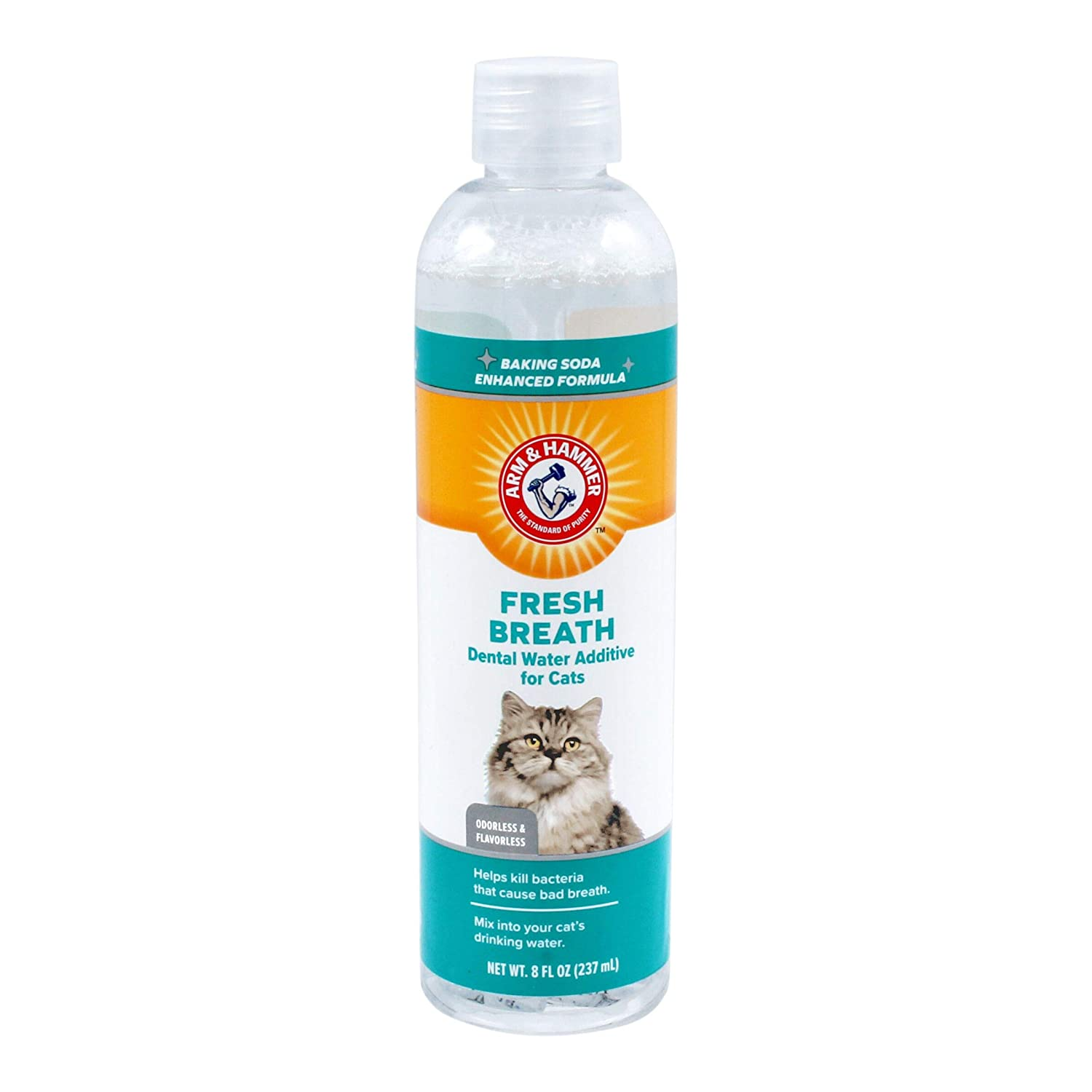 Arm & Hammer Cat Dental Care Solutions | Cat Toothpaste, Toothbrush, Dental Water Additive & Dental Sprays | Vital to Your Cat's Health