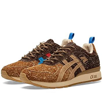 promo code 426d9 dfea4 ASICS By MITA GT-II Squirrel Adult s Limited Edition Sneakers (H6C4K-6164)