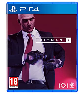 Amazon Com Hitman 2 Ps4 Video Games