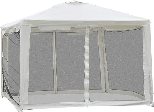 Outsunny - Tente de réception en plein air 6 x 3 m - Avec ...