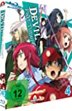 The Devil is a Part-Timer - Vol. 4 [Blu-ray]