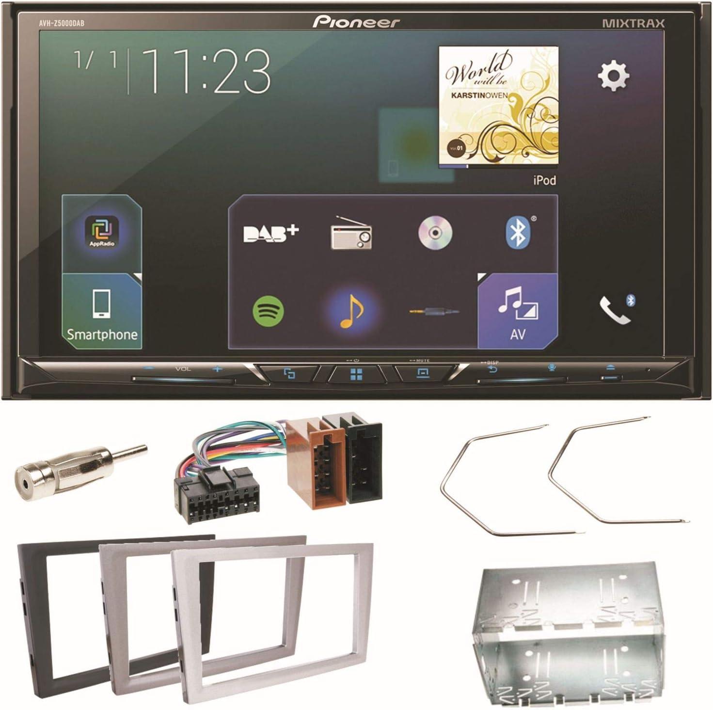 Pioneer Z500 0dab CD DVD Bluetooth Radio Digital CarPlay Android ...