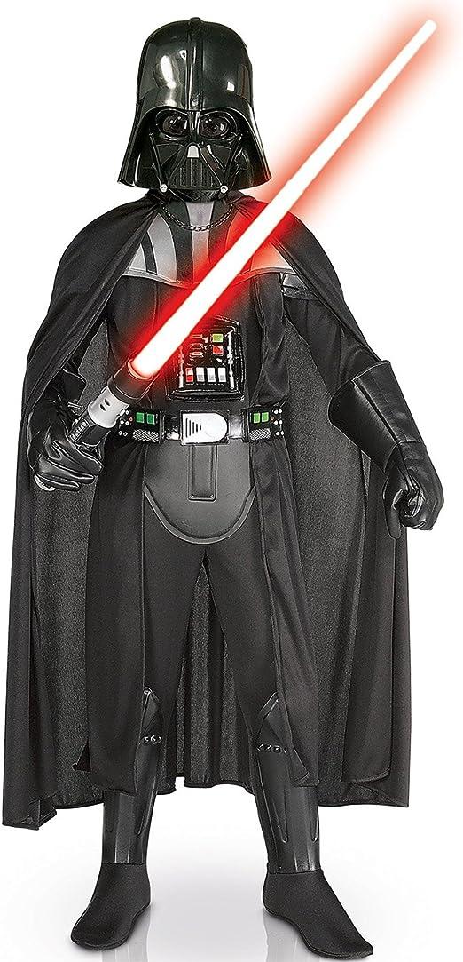 Rubies - Disfraz de Darth Vader para niño (3 años): Amazon.es ...