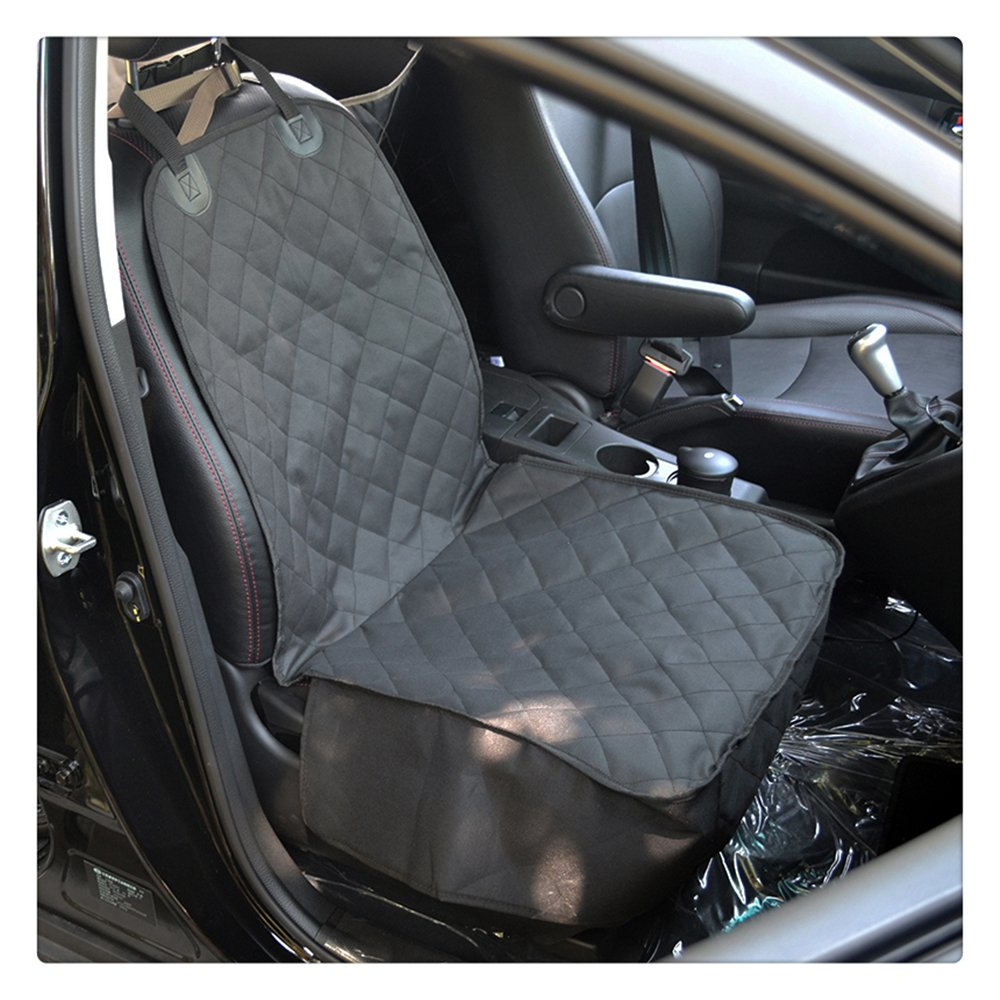 Black IshowStore Pet Dog Predector Mat Waterproof car seat Cover