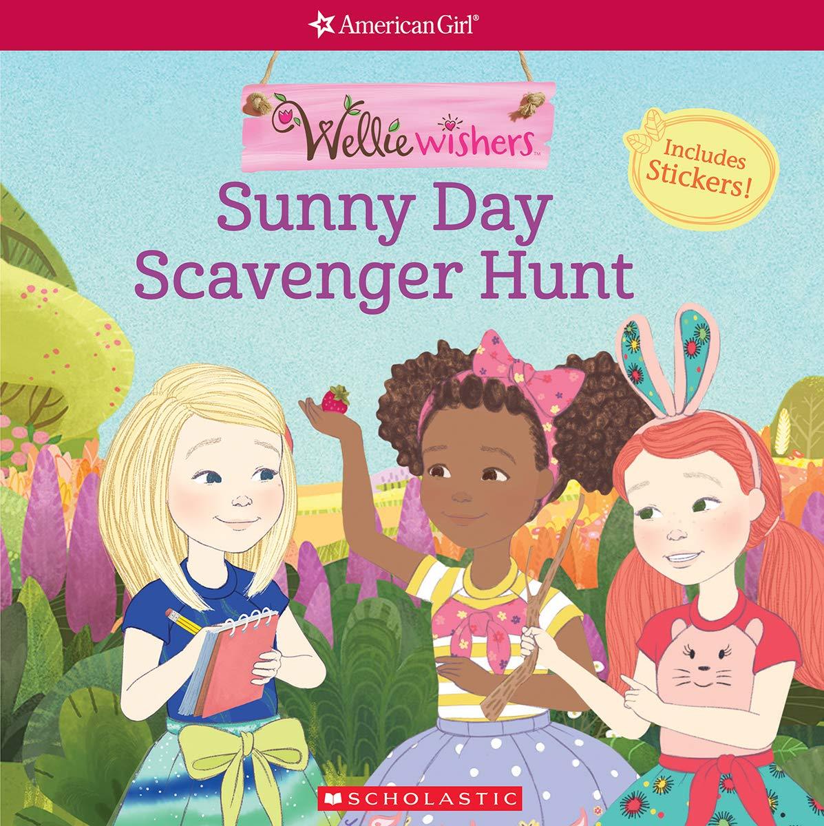 Sunny Day Scavenger Hunt (American Girl: WellieWishers) ebook