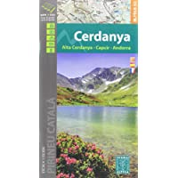 Cerdanya 1:50.000 mapa excursionista. Editorial Alpina.