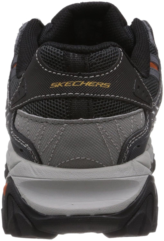 Skechers-Afterburn-Memory-Foam-M-fit-Men-039-s-Sport-After-Burn-Baskets-Chaussures miniature 36