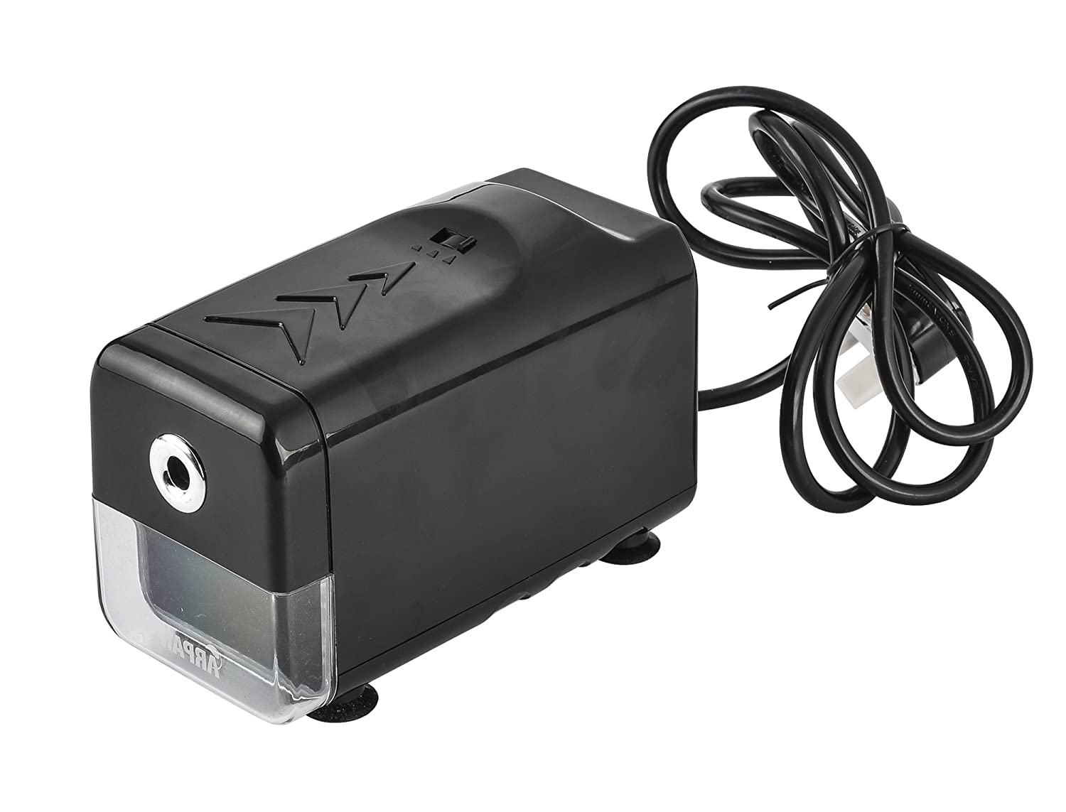 Automatic Electric Pencil Sharpener With UK Plug - Black by Arpan