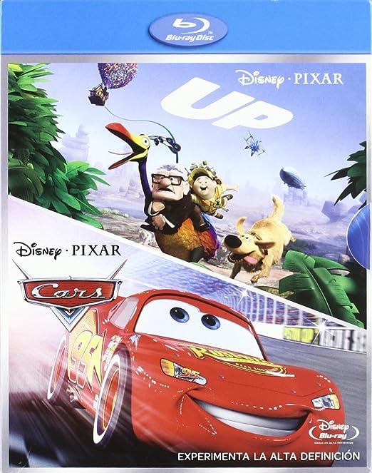 Pack UP + Cars [Blu-ray]: Amazon.es: Varios: Cine y Series TV