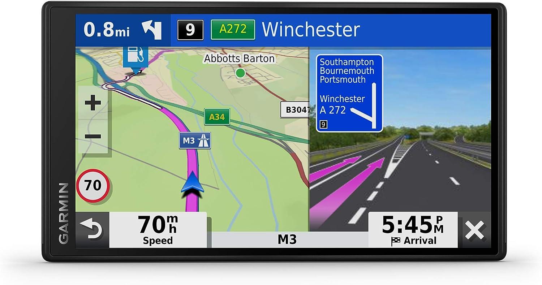 Garmin Drivesmart, GPS para Coche, 1, Multicolor
