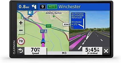 Traffico Smartphone Link Mappa Europa Completa Aggiornamento a Vita e Servizi Live via Bluetooth Garmin Drive 61 EU LMT-S Navigatore 6