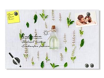 Graz Design® Glas Magnettafel Wandtafel Magnettafel Tafel für ...
