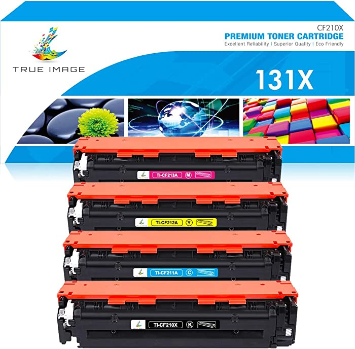The Best Printer Cartridge Laserjet Pro 200 Hp 131Xblack