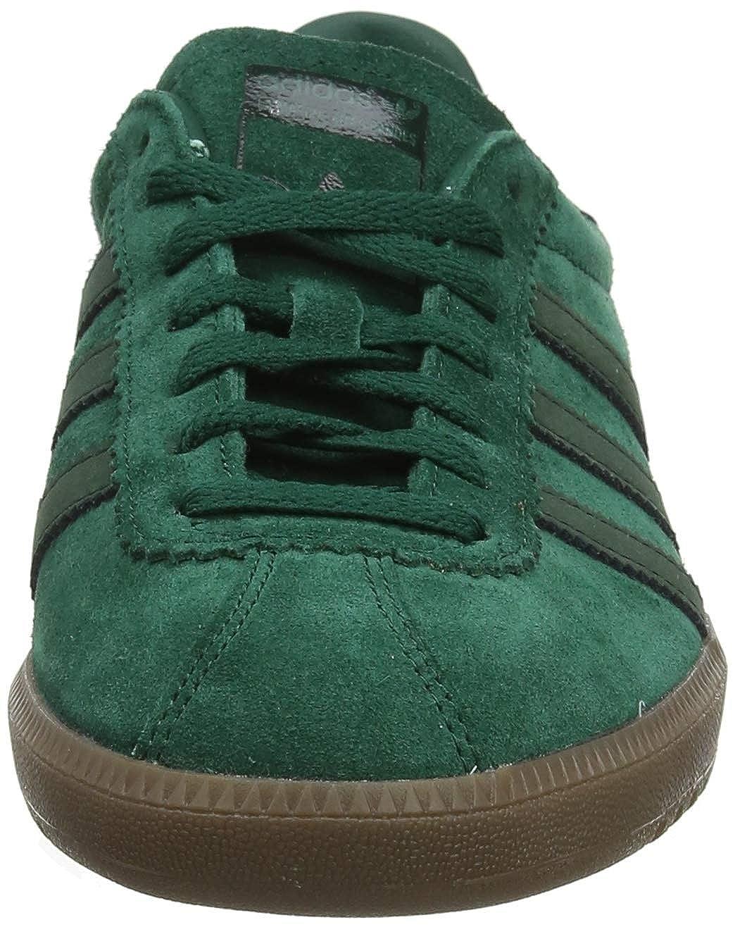 sale retailer ea6f1 b1e42 Adidas Bermuda, Scarpe da Fitness Uomo, Verde (Veruni Vernoc   Gum5), 36  EU  Amazon.it  Scarpe e borse