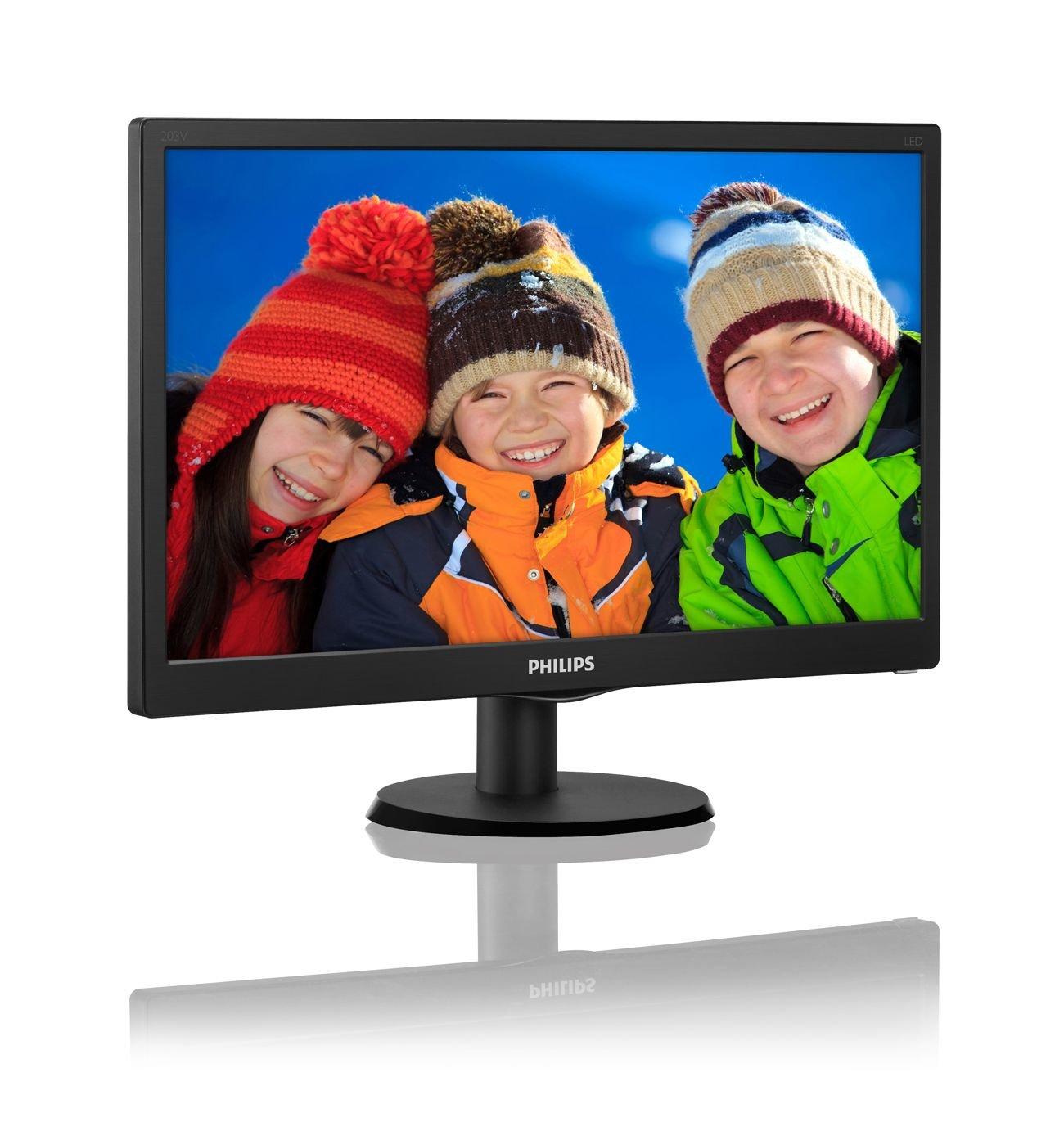 "Philips 276E8FJAB 27"" Class IPS Slim LED Monitor, 2560 x 1440, 350cd/m2, 4ms, Speakers, VGA, DisplayPort, HDMI 1"