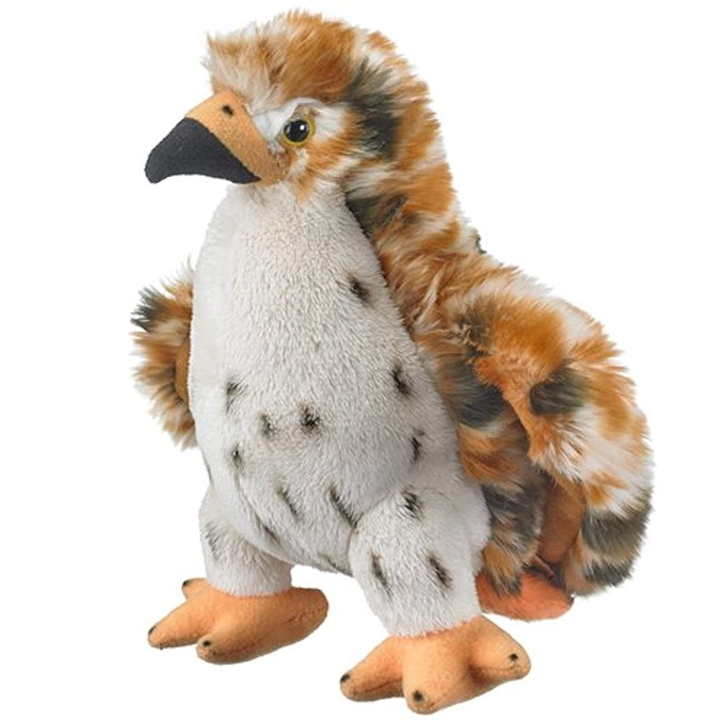 Amazon Com Red Tailed Hawk Plush Toy By Widlife Artists Toys Games
