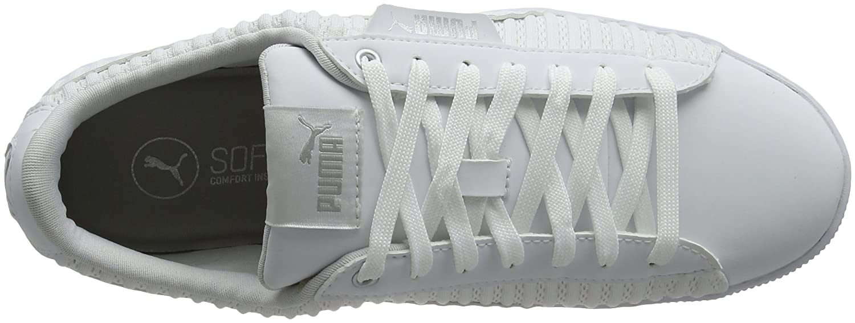 Puma Damen Vikky Platform Ep Q2 Sneaker (Puma Weiß (Puma Sneaker Weiß-puma Weiß) e02f59