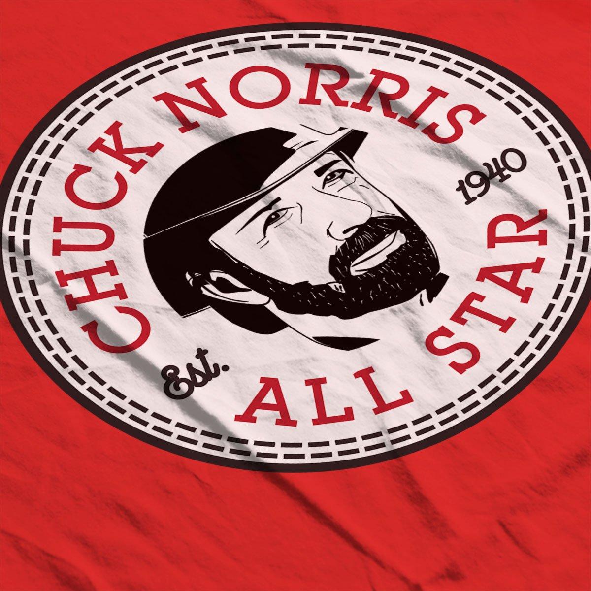 a8d1f5d64404 Chuck Norris All Star Converse Logo Men s T-Shirt  Amazon.co.uk  Clothing