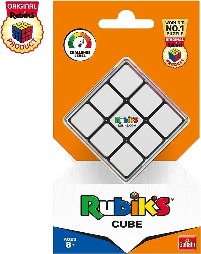 Goliath-72156 Rubiks Cubo De Rubik, Multicolor, Talla Única (118 ...